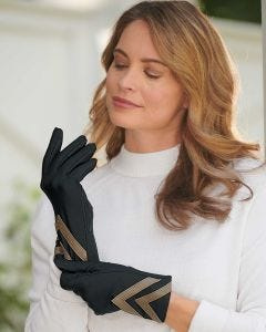 Classic Stretch Tech Touch Gloves