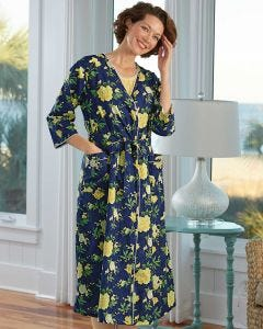 Catalina Breeze Woven Robe