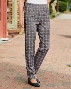 Menswear Plaid Pants